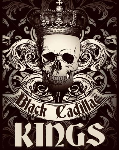 black cadillac kings